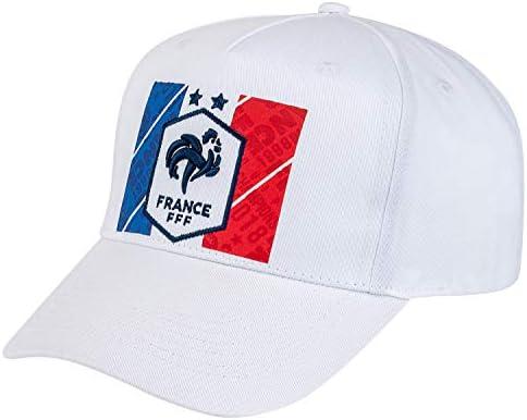 France - Gorra Oficial de fútbol para Hombre, colección Oficial ...