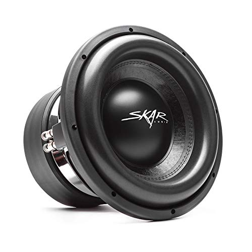"Skar Audio VXF-12 D2 12"" 3000 Watt Max Power Dual 2 Ohm Competition Car Subwoofer"