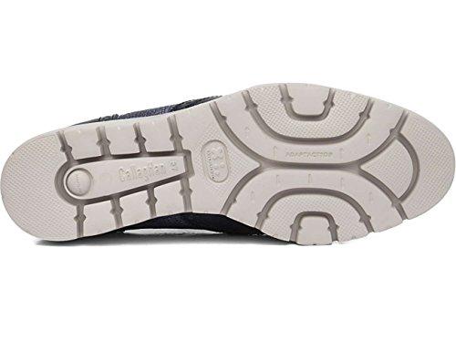 Callaghan 89813, Zapatos de Cordones Derby para Mujer Marino