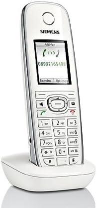 Gigaset C59H - Teléfono (DECT, 50 m, 300 m, Color blanco, DTMF, DP, Auricular): Amazon.es: Electrónica