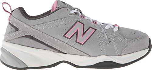 New Balance Women's 608v4,Grey/Pink