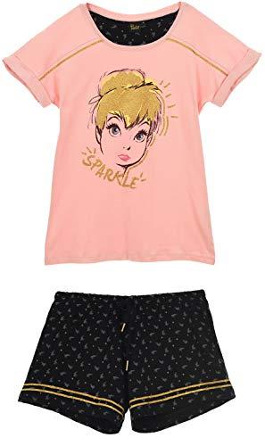 (Tinker Bell Woman Short Pajamas)