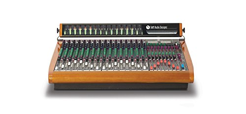 (Toft Audio Designs ATB16 Professional Recording Console w/ATB-16MB -16 Channel Meter)