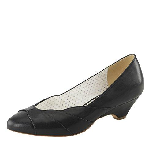 Heels-Perfect - Zapatillas Mujer Schwarz (Schwarz)