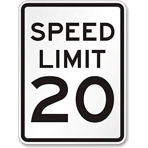 (Speed Limit 20 MPH, 8