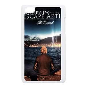 iPod Touch 4 Case White Escape Artists Austrian band pusp