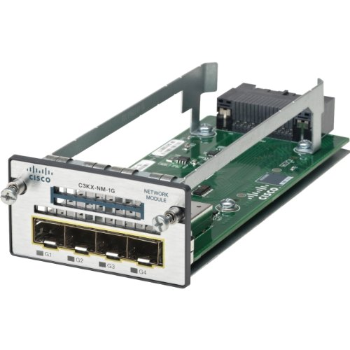 Cisco C3KX-NM-10G Network Module by Cisco (Image #1)