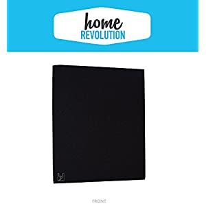 Home Revolution Replacement Carbon Pre Filter, Fits Idylis IAP-10-100 and IAP-10-150 Air Purifiers and Type A Part 302656