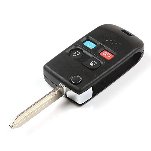 4-buttons-keyless-entry-flip-folding-refit-remote-key-fob-case-shell-cover-pad-for-ford-escape-exped