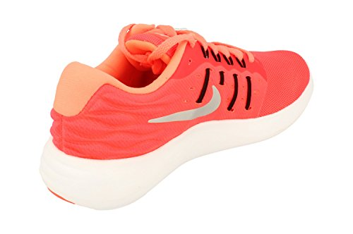 NIKE Women's Lunarstelos Running Shoe Bright Crimson Metallic Silver 602 geniue stockist for sale 2015 new cheap price discount genuine cheap footlocker pictures tumblr sale online Tm5fQJWuSU