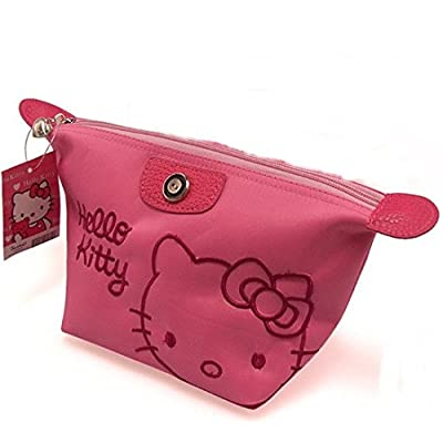 fb4f2a94e487 Hello Kitty Women Beauty Cosmetic Makeup Bags Toiletry Case,travel ...