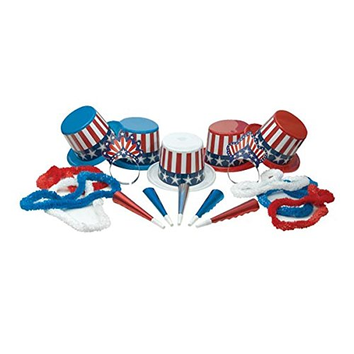 Spirit of America Party Packs for 25 People