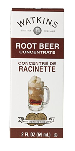 Watkins All Natural Extract, Root Beer, 2 Ounce (Pack of 6) (Packaging May ()