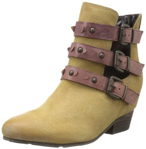 UPC 725366068609, OTBT Women's Valley View Harness Boot,Honey,8 M US