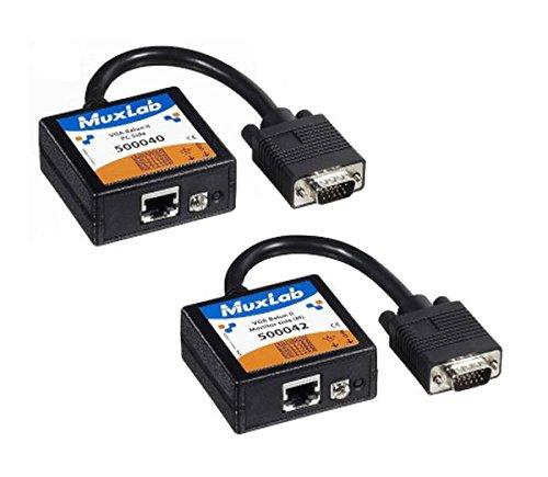 MuxLab VGA Balun II Kit by Muxlab