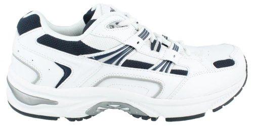 Orthaheel Walker Men White/Navy size 11