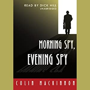 Morning Spy Evening Spy Audiobook