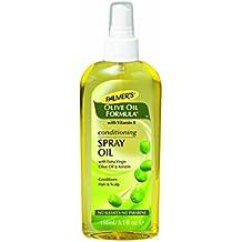 Palmer's Olive Oil Formula Hair and Scalp Oil, 5.1 Fluid Ounce (Pack of 2)