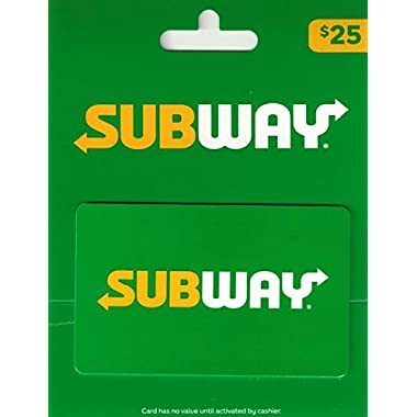SUBWAY Gift Card