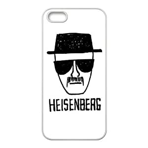 Best-Diy Customized Heisenberg Iphone 5,5S case cover, Heisenberg DIY case cover for iPhone 5,iPhone 5s Mb9BgBVo4kd at Lzzcase