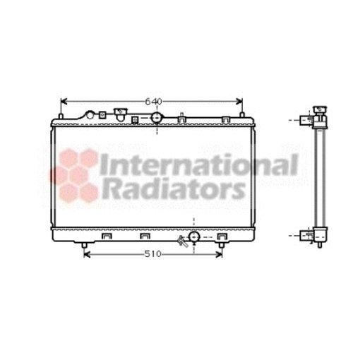 Van Wezel Spidan 27002153 Coolant, Engine Coolant