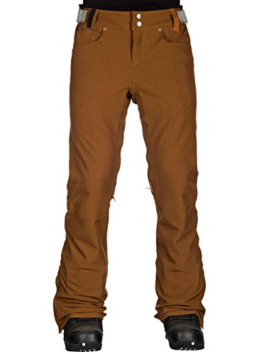 Holden Skinny Standard Pant - Men's Bison Medium - Skinny Snowboard Pants Men