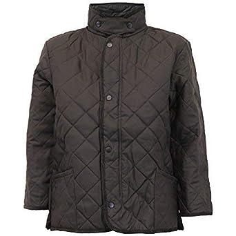 ed30100ddaeb SK5 Boys  Jacket GOODWOOD Brown 12 13 Years  Amazon.co.uk  Clothing
