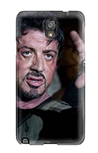 Best Premium Galaxy Note 3 Case - Protective Skin - High Quality For Sylvester Stallone 8236545K66079814