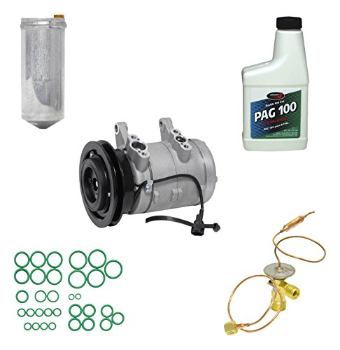 Universal Air Conditioner KT 1925 A/C Compressor and Component Kit - Compressor Nissan Frontier A/c