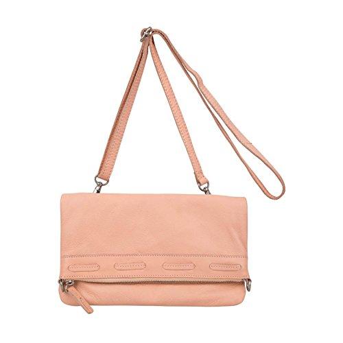 Cm Bolso Cowboysbag Hombro De 26 Pantego Cuero Pink YwqH5SO