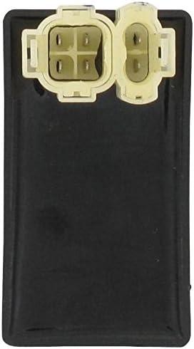 1E40QMB YYB950QT-2-25009-25 50xS2T6K5CDJ 130//70-12 -2Takt 50ccm Xfight-Parts YYB950QT-2-25009-25 CDI-Einheit AC Mofa 25 km//h Begrenzung /über Distanzring 2-und 4-polig