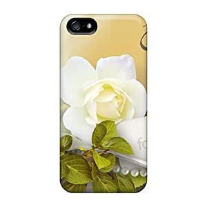 lintao diy Fashion Tpu Case For Iphone 5/5s- Endless Love Defender Case Cover