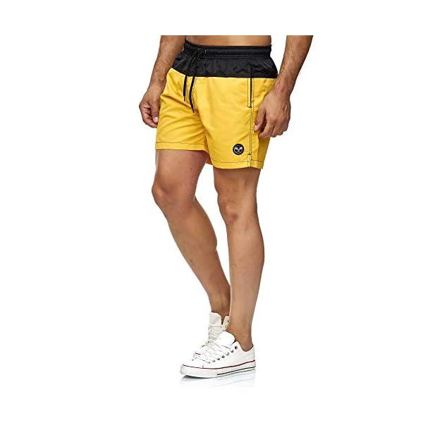 Kayhan Uomo Swim Shorts Costume Costumi da Bagno Sport Boxer Pantaloncini Asciugatura Veloce S-6XL