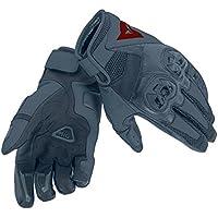 Dainese C2 MIG Unisex Gloves (XX-LARGE) (BLACK/BLACK/BLACK)