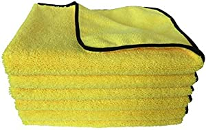 Sweepstakes: Premium Large Yellow Microfiber Towels…