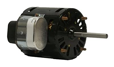Fasco D1102 3.3-Inch Diameter PSC Motor, 1/20 HP, 115/230 Volts, 1550 RPM, 1 Speed.75-.4 Amps, CW Rotation, Sleeve Bearing