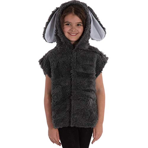 Brer Rabbit Costumes - Charlie Crow Gray Rabbit Costume for