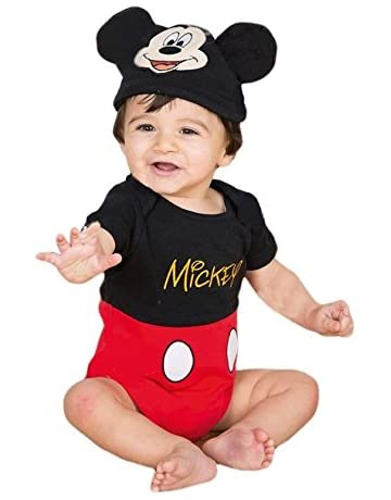 f58575004 Babys Toddlers Official Mickey Mouse Fancy Dress Costume
