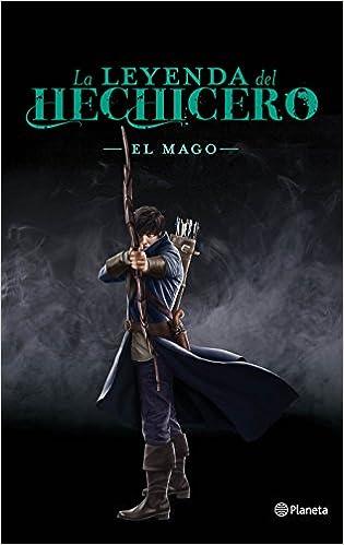 El guerrero - La leyenda del hechicero 03 - Taran Matharu 41Afjad-JNL._SX313_BO1,204,203,200_