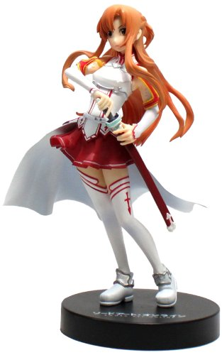 "Furyu Asuna Yuuki Sword Art Online S.A.O. 6"" Action Figure"
