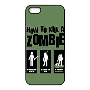 HDSAO Kill Zombie Cell Phone Case for Iphone 5s