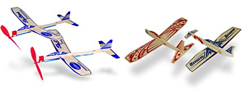 wood airplanes kits - 7