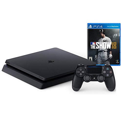 Sony PS4SMLB18 Playstation 4 Slim Console with MLB...