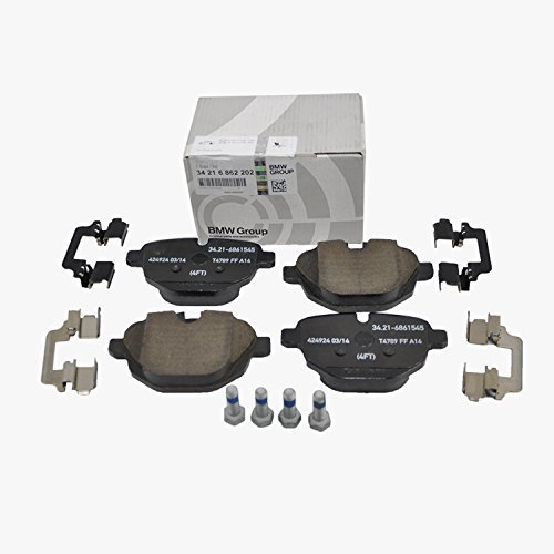 BMW Rear Brake Pads Pad Set Genuine OE 62202 (VIN#REQUIRED)