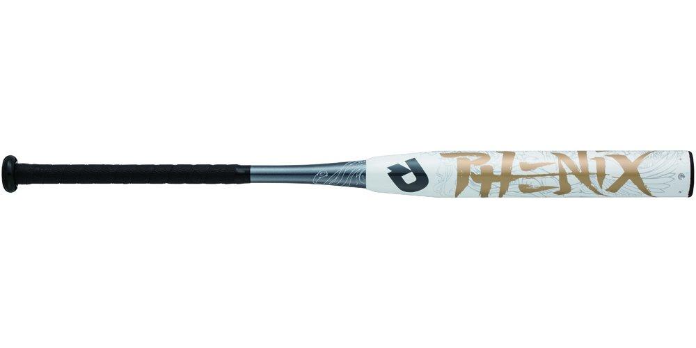 ウィルソン ディマリニ フェニックス ソフトボール用 (革ゴム3号) 反発基準対応モデル バット WTDXJSQPF B01NBMT3QBホワイト 85cm