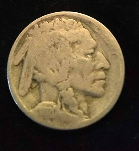1920 (Indian Head) U.S. Buffalo Nickel VG+ BN3 American Mint U.S.A.