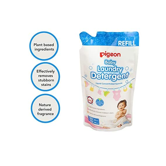 Pigeon Laundry Detergent (Liquid) 500ml (Refill)