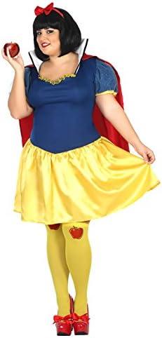 Atosa-31483 Disfraz princesa de cuento, XXL (31483): Amazon.es ...