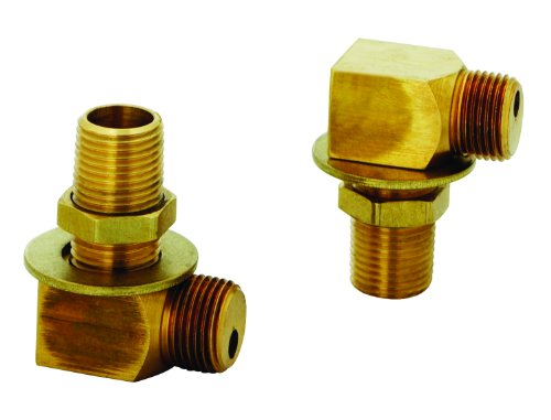 - T&S Brass B-0230-K Installation Kit for B-0230 Style Faucets. Two short elbows, nipples, lock nuts and washers that provide 1/2