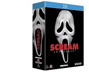 Scream - L'intégrale [Francia] [Blu-ray]